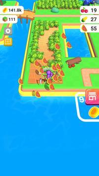 أرض المزرعة: لعبة الزراعة الحياة تصوير الشاشة 4
