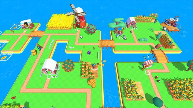 أرض المزرعة: لعبة الزراعة الحياة تصوير الشاشة 5