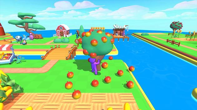 أرض المزرعة: لعبة الزراعة الحياة تصوير الشاشة 6