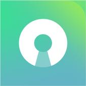 Lock Screen IOS 11 new style icon