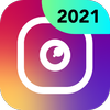 camera for instagram filters & effects: IG filters Zeichen