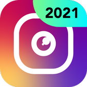 camera for instagram filters & effects: IG filters ícone