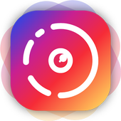 camera for instagram filters & effects: IG filters आइकन