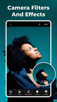 camera for instagram filters & effects: IG filters imagem de tela 9