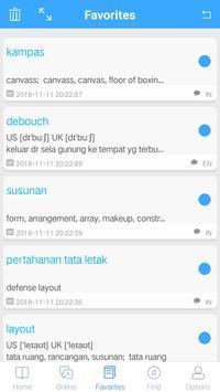 Indonesian English Dictionary | Learn Indonesian captura de pantalla 4