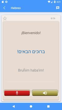Aprender Frases En Hebreo Traductor De Hebreo For Android