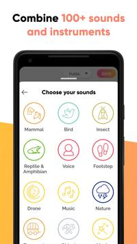 Create your ambiences & soundscapes with Lonofi screenshot 3