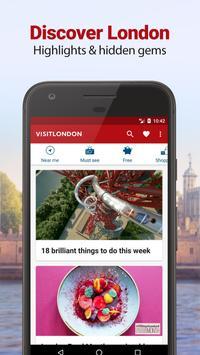 Visit London 海報
