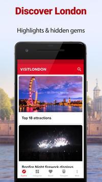 Visit London 포스터