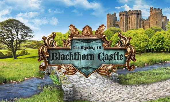 The Mystery of Blackthorn Castle poster