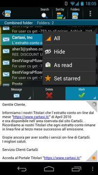 ProfiMail Go screenshot 5
