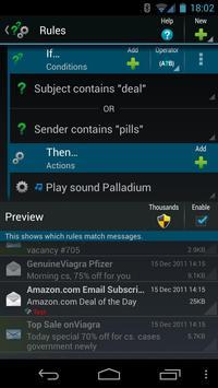 ProfiMail Go screenshot 6