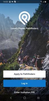 Lonely Planet Pathfinders الملصق