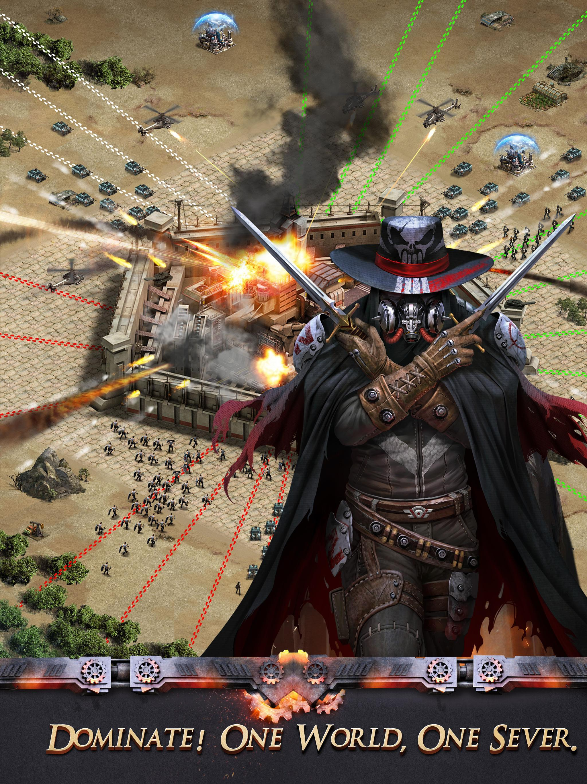 Last Empire-War Z APK - Download Free Android Strategy Game