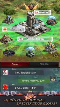 Last Empire - War Z: Strategy captura de pantalla 4