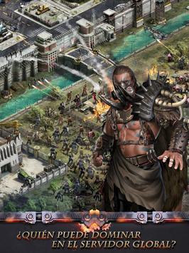 Last Empire - War Z: Strategy captura de pantalla 7