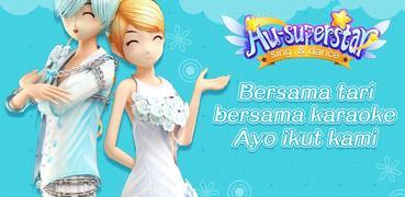 AuSuperstar-Ayo sing and dance