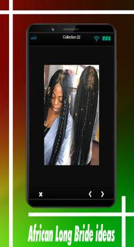 Long Braids Hairstyle poster