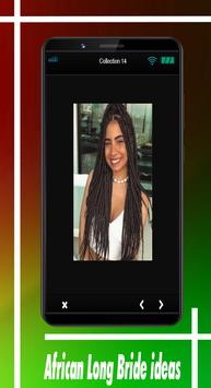 Long Braids Hairstyle screenshot 2