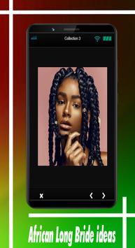 Long Braids Hairstyle screenshot 4