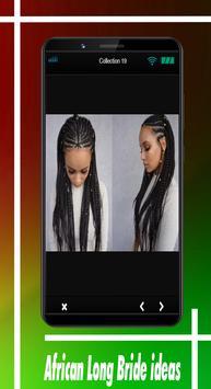 Long Braids Hairstyle screenshot 6