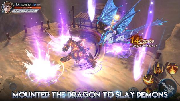 Era of Dragon Trainer ảnh chụp màn hình 2
