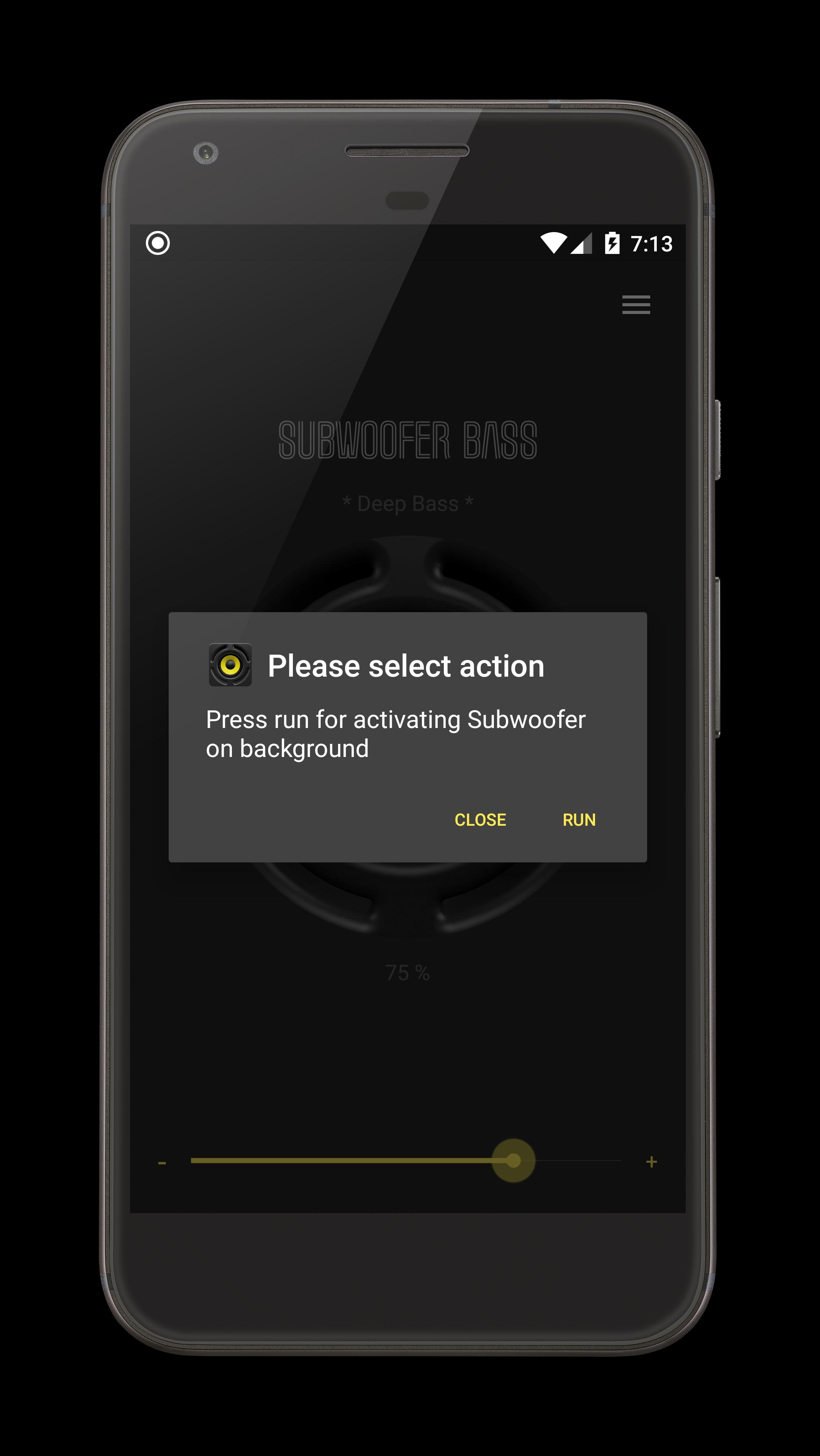 Subwoofer Bass for Android - APK Download