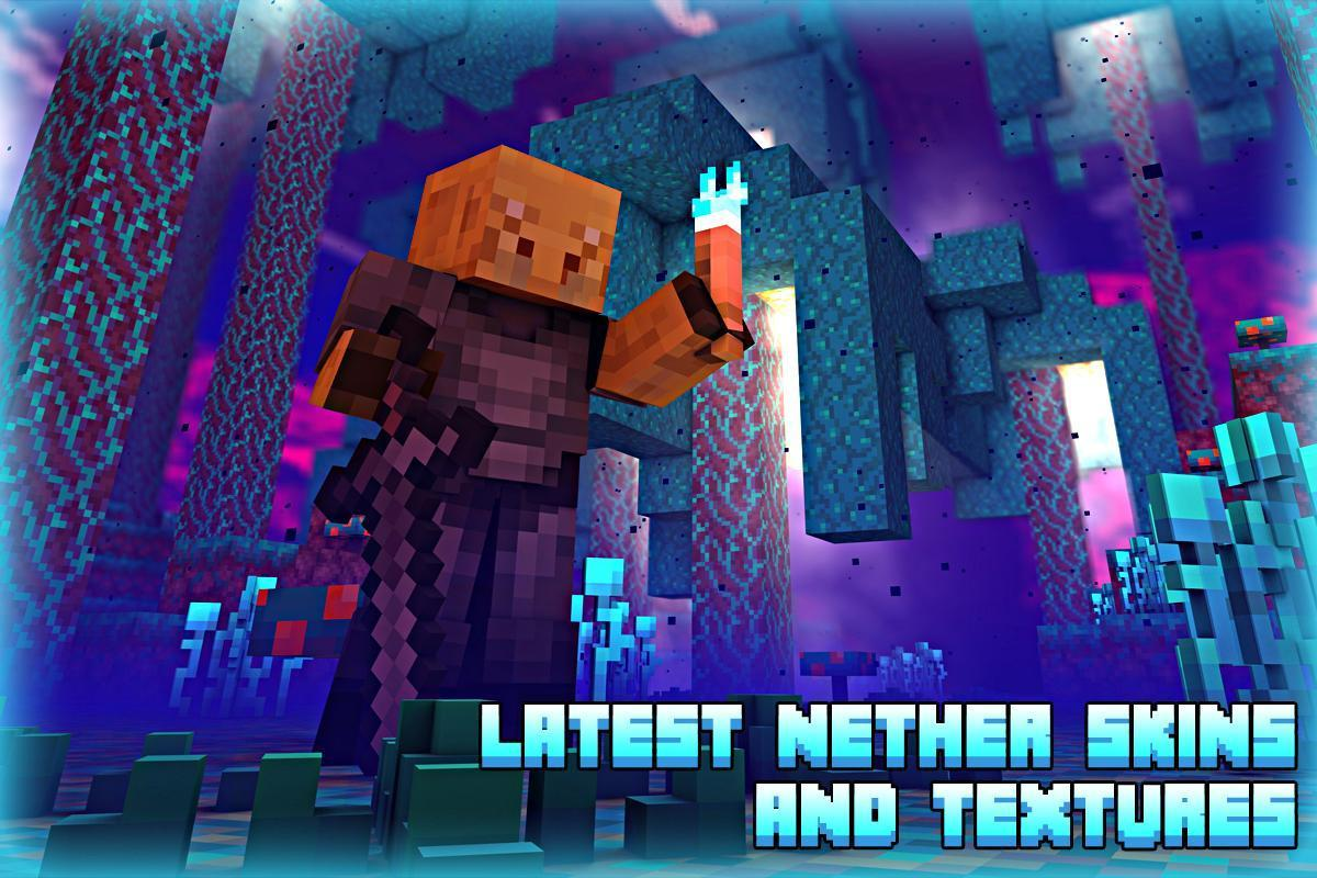 New Nether Update Mod para Android - APK Baixar
