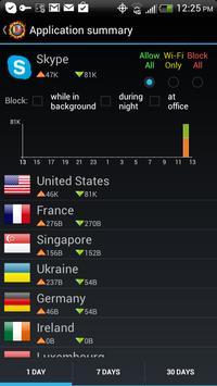 LostNet NoRoot Firewall screenshot 2