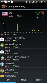 LostNet NoRoot Firewall screenshot 4