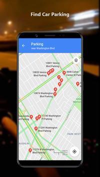 GPS Navigation Maps Directions - Weather Forecast screenshot 5