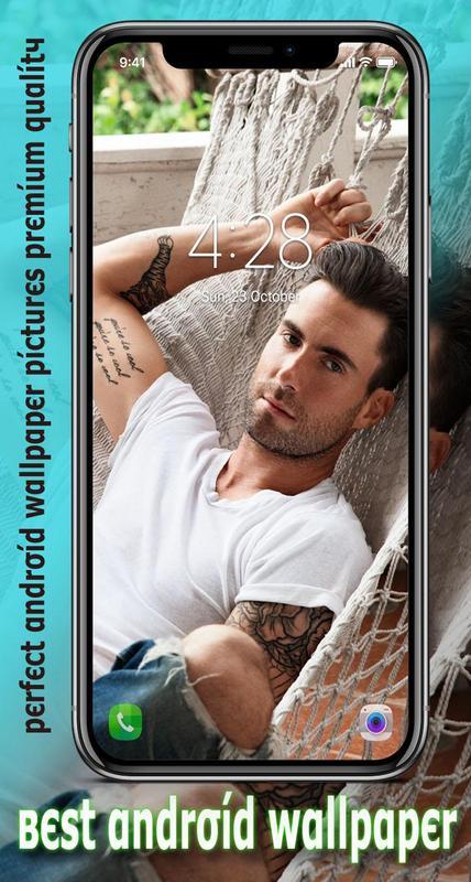 Adam Levine Wallpaper poster Adam Levine Wallpaper screenshot 1 ...
