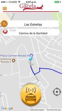 Taxi Gacela screenshot 3
