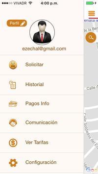 Taxi Gacela screenshot 1