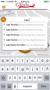 Taxi Gacela screenshot 2