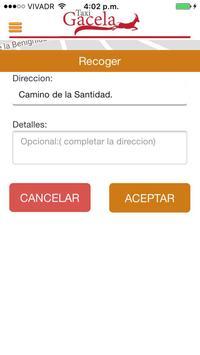 Taxi Gacela screenshot 4