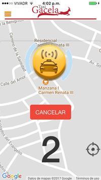 Taxi Gacela screenshot 5