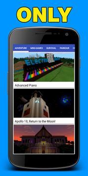 Maps for Minecraft PE (Pocket Edition) screenshot 10