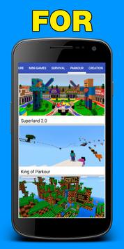 Maps for Minecraft PE (Pocket Edition) screenshot 13