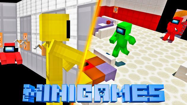 Bản đồ cho Minecraft PE ảnh chụp màn hình 1