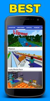 Maps for Minecraft PE (Pocket Edition) screenshot 6
