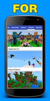 Maps for Minecraft PE (Pocket Edition) screenshot 8