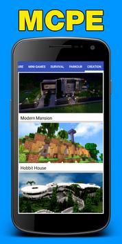 Maps for Minecraft PE (Pocket Edition) screenshot 9