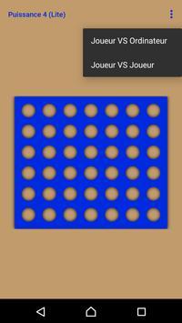 Puissance 4 (Lite) screenshot 3