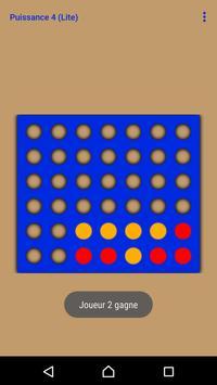 Puissance 4 (Lite) screenshot 1