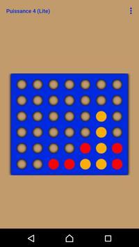 Puissance 4 (Lite) screenshot 2