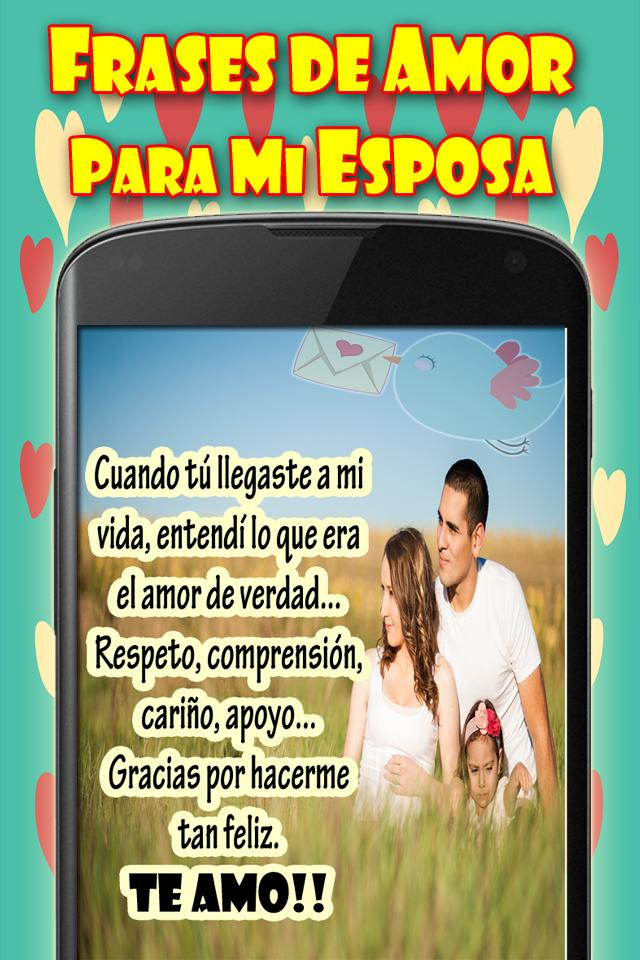Frases De Amor Para Mi Esposa For Android Apk Download