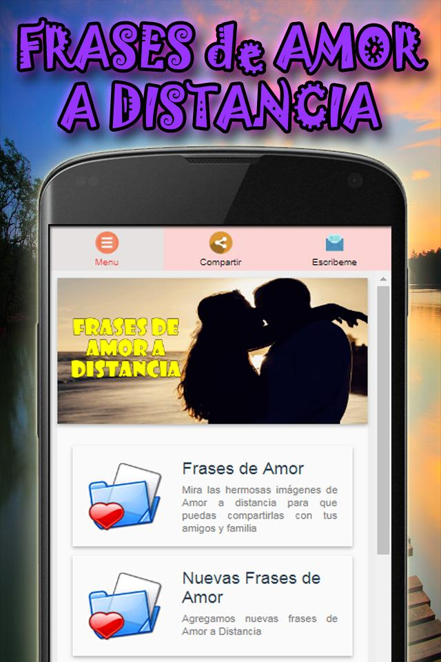 Frases De Amor A Distancia For Android Apk Download