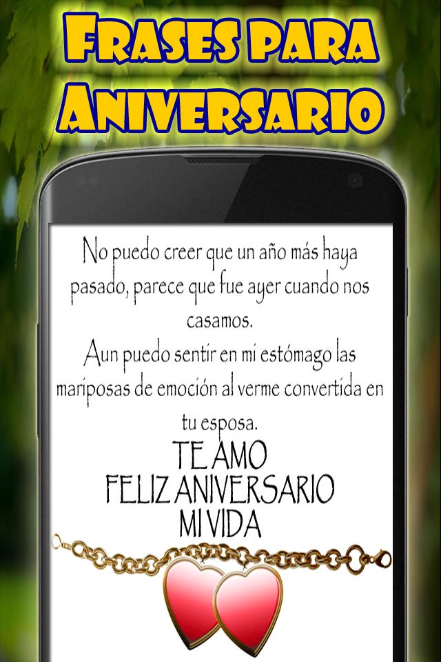 Frases Para Aniversario For Android Apk Download