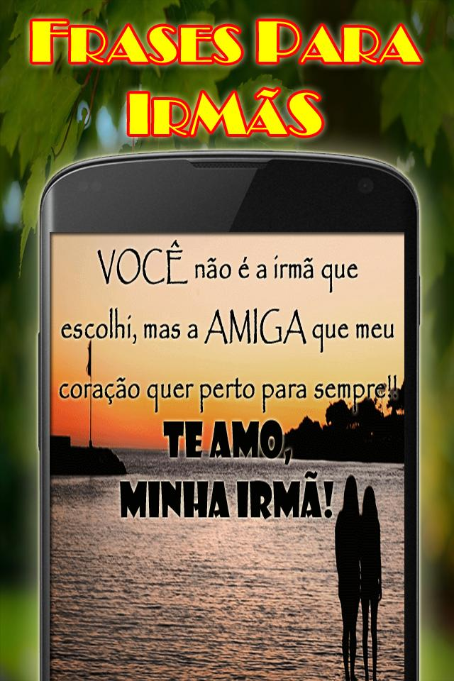 Frases Para Irmãs For Android Apk Download